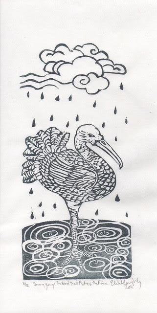 Shang Yang the Bird that Makes the Rain