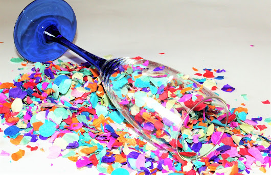 Get creative with confetti | SB Events