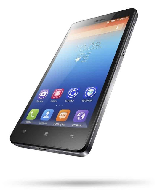 Lenovo Launches S860 Smartphone with 4000mAh battery & delivers up to 24 hours' talk time - TechPlugged