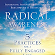 Radical Awareness goes to print this week. - Catherine Dowling