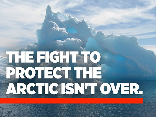 Stop Hilcorp's Arctic Gamble! | Oil Change International: Take Action