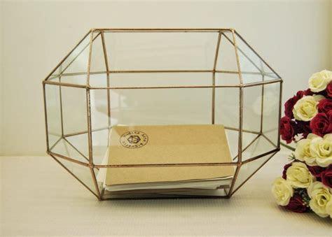 Wedding Card Box,Large Geometric Box, Envelope Holder