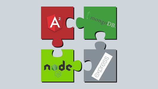 Angular 2(or 4) and NodeJS-The Practical MEAN Stack Guide