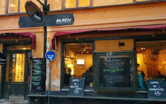 Cafe Muren Gamla Stan: Enjoy fika whilst Swedish history surrounds you…   | Stockholm on a shoestring