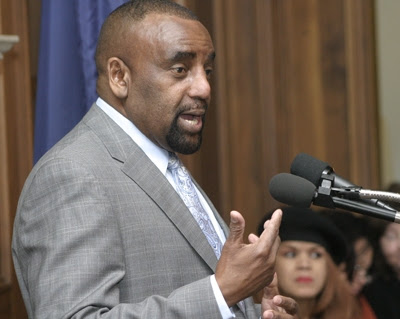 Reverend Peterson