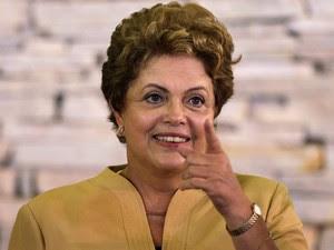 A presidente Dilma Rousseff durante reunião ministerial na Granja do Torto (Foto: Ueslei Marcelino / Reuters)