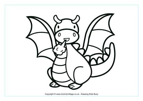 flying dragon coloring pages  free download on clipartmag