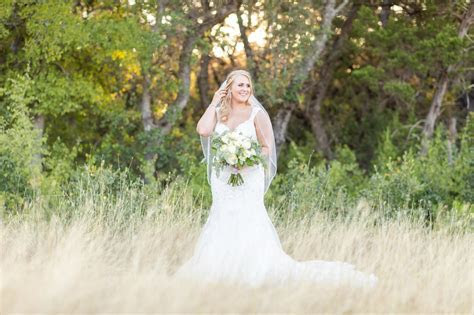 Bridal Session at Frank L Madla Natural Area   Claire