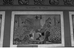 Guatemala - Chichi mural