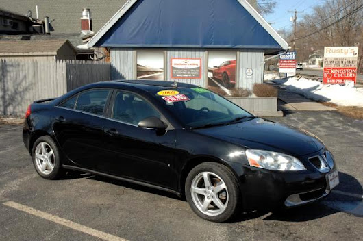 Used 2008 Pontiac G6 for Sale in Red Hook NY 12571 Hudson Valley Motorcar