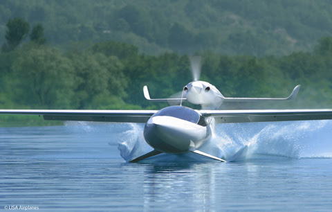 Seaplane International » LISA Airplanes  at the gates of China