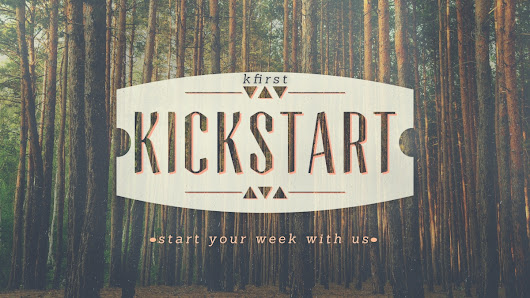 "Monday Kfirst Kickstart: ""41 Will Come"" with Chuck Tate"