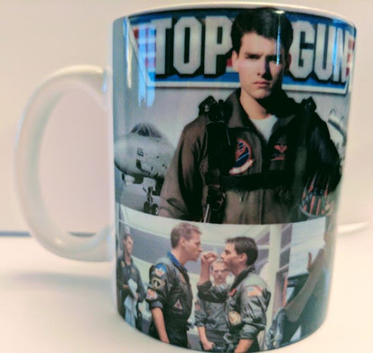 Top Gun Fan Mug