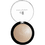 e.l.f. Cosmetics Baked Highlighter, Moonlight Pearls - 0.17 oz compact