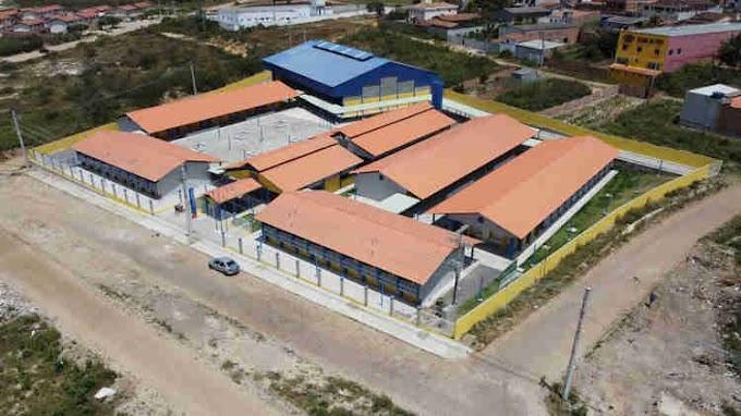 Três novas Escolas em Serrinha iniciam funcionamento ainda em 2021