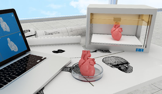 New DIY 3-D Bioprinter to Create Living Human Organs » LongevityFacts