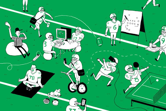 If NFL Teams Were Tech Companies
