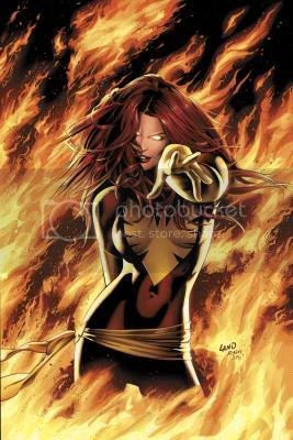Jean Grey, a Fênix