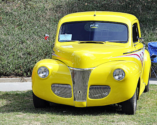 1941 Ford Coupe by AJ  Schibig