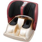 Gymax Foot Massager Leg Calf Foldable Machine Shiatsu Kneading Tapping Air Compression