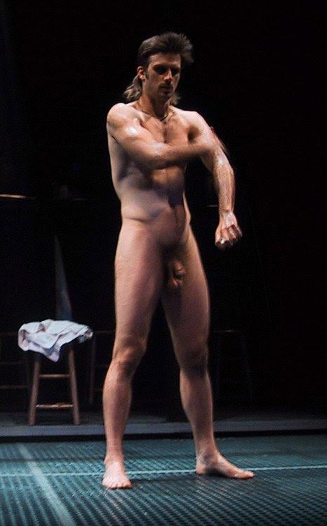 head to toe male nudity