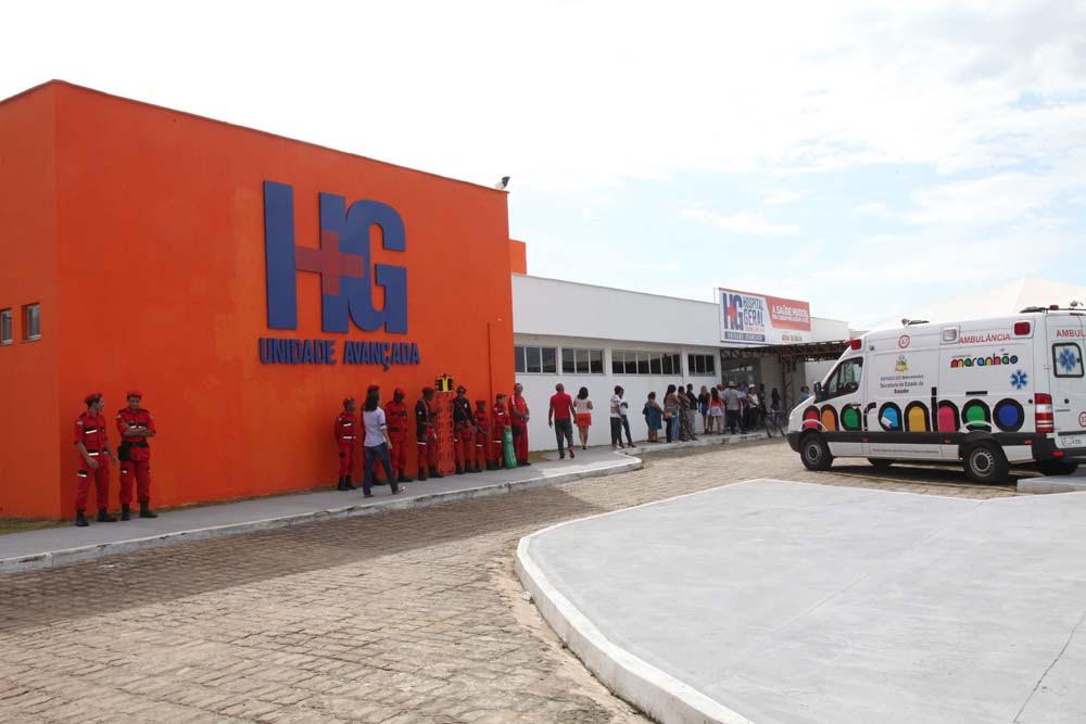 Foto 8 Roseana inaugura Hospital de Matões foto Geraldo Furtado