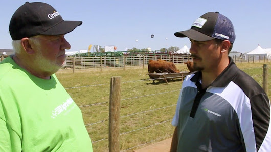 VIDEO: Livestock Central at Ag in Motion 2018