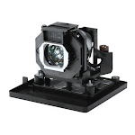 Panasonic PT-AE3000U Projector Assembly with Compatible Bulb