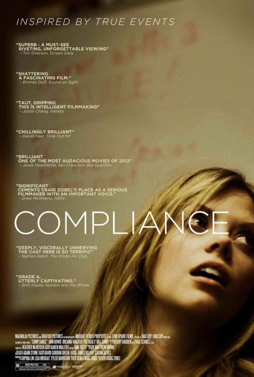Risultati immagini per compliance movie poster