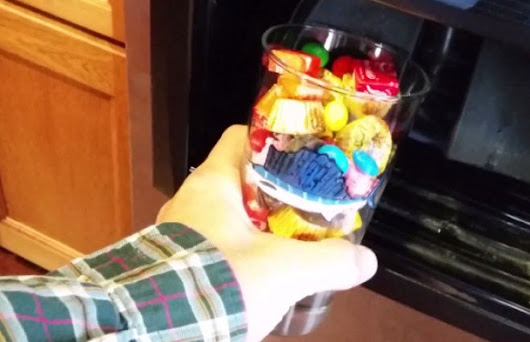 Genius Fills Ice Dispenser with Candy | Blog | HGTV Canada