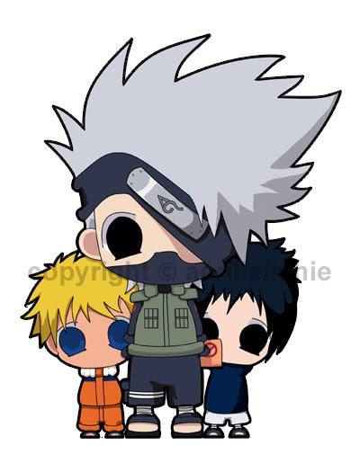 81+ Gambar Naruto Chibi Hd Kekinian
