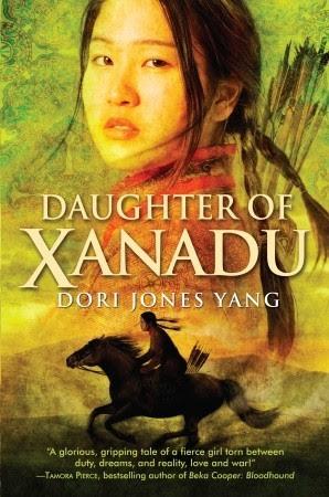 Daughter of Xanadu (Daughter of Xanadu, #1)