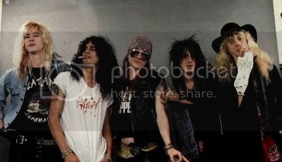Guns N' Roses Pictures, Images and Photos