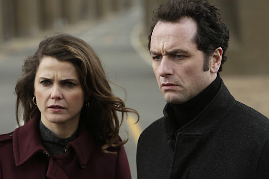 Little Miss Martha: This Month's Binge :: The Americans