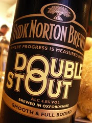 Hook Norton, Double Stout, England