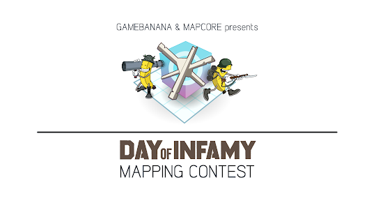 Day of Infamy Mapping Contest (Day of Infamy > Contests > General) - GAMEBANANA