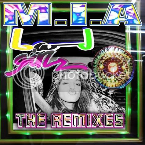 remix di bad girls per m.i.a con missy elliott, azealia banks e rye rye