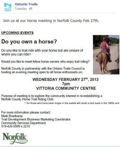 norfolk horse meeting