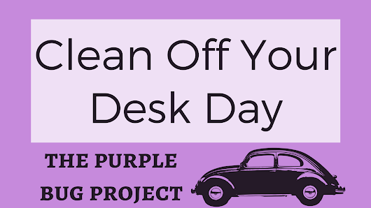 How to Clean and Organize the Flat Surfaces in Your Home - The Purple Bug Project