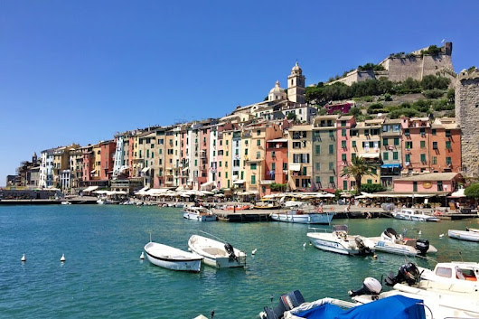 Visit the Italian Riviera: How to Plan a Day Trip to Portovenere from Cinque Terre