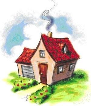 aria di pulito in casa,arieggiare la casa,caminetti accesi,casa profumata,