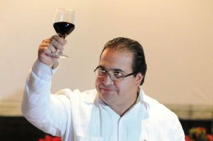 El gobernador de Veracruz, Javier Duarte. Foto: Yahir Ceballos