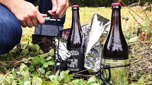 Dogfish Head brewery unveils 'nutrient-rich' beer for survivalists