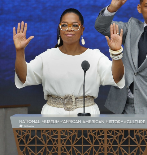 Congratulations Oprah Winfrey On Receiving This Lasting Honor From America!