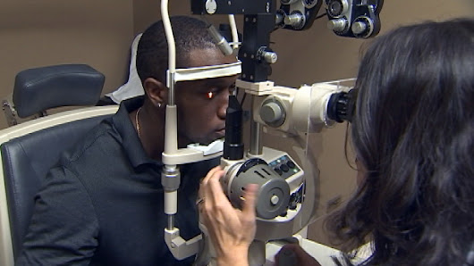 Surge of nearsightedness cases, overnight contact lenses possible fix