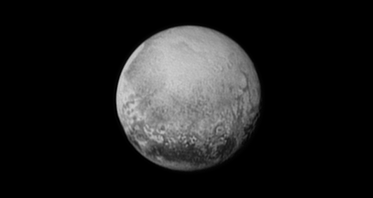 One Million Miles to Go; Pluto is More Intriguing than Ever