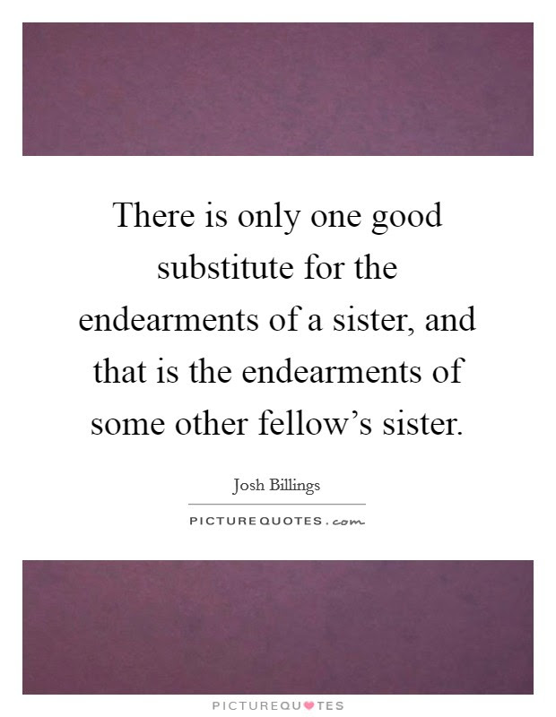 Other Sister Quotes Sayings Other Sister Picture Quotes