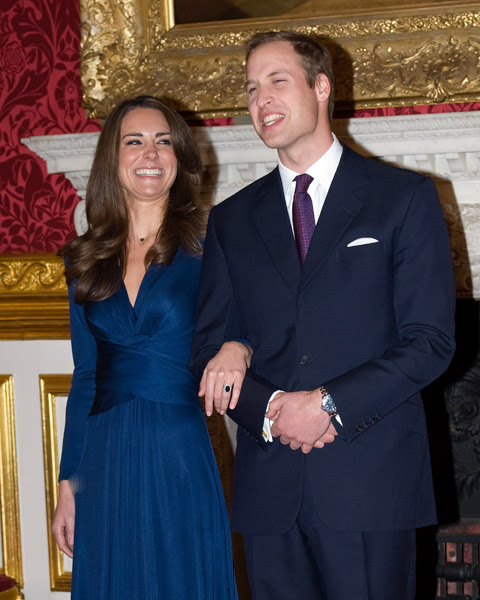"""william and kate engagement ring picture. lt;img title""""Prince William and"""