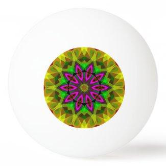 Illuminate Ping Pong Ball
