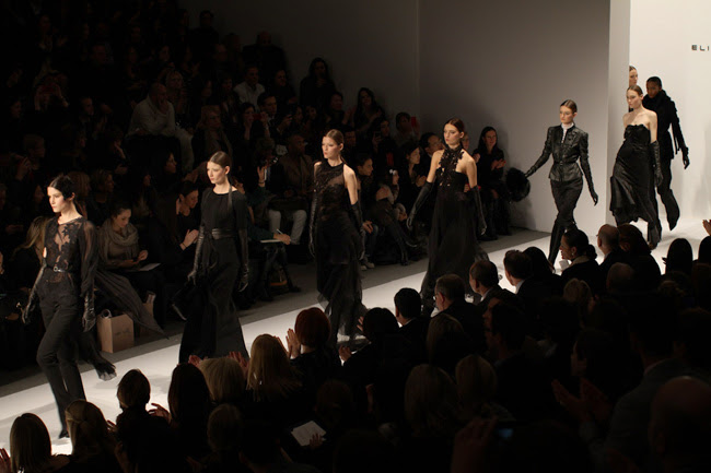 Elie Tahari Fall 2011 Ready To Wear, New York Fashion Week